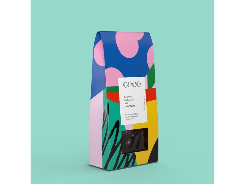 Coco Caramel Hazelnuts