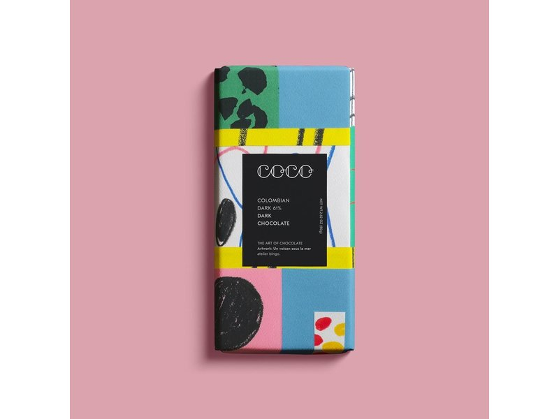 Coco COCO x Atelier Bingo Colombian Dark