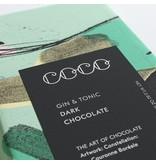 Coco Gin & Tonic Chocolate Bar