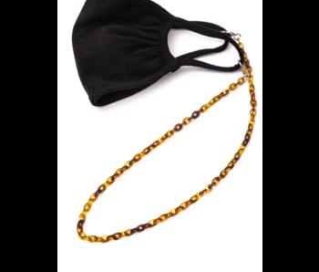 Tortoise Link Mask Chain