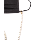 Anarchy Street Faux Pearl Mask Chain