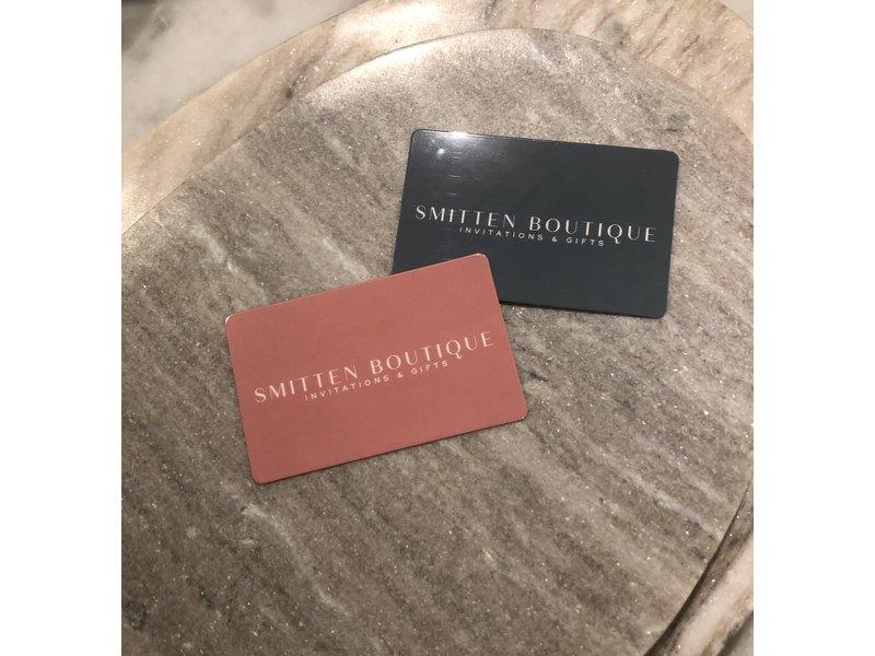 Smitten Boutique Smitten Boutique Physical Gift Card