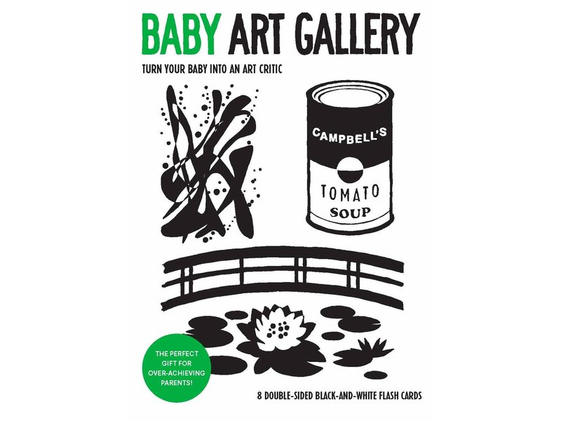 Chronicle Books Baby Art Gallery