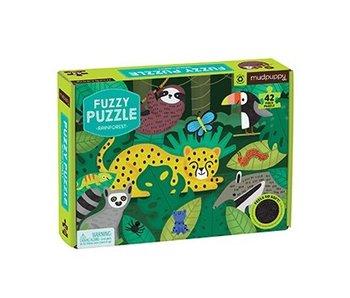 Fuzzy Rainforest Puzzle