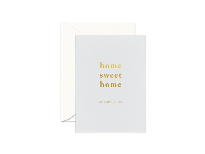 Smitten on Paper Home Sweet Home