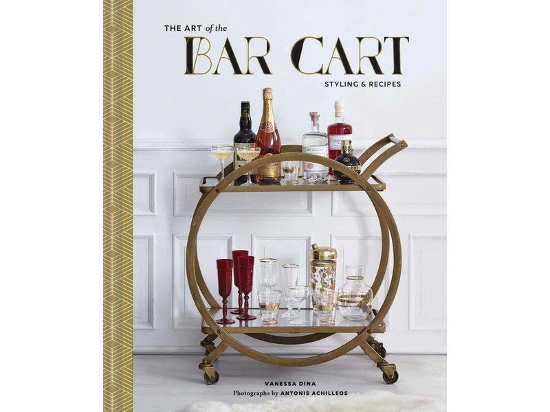 Chronicle Books Art Of The Bar Cart