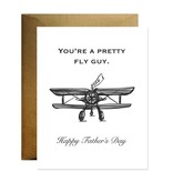 Good JuJu Ink Fly Guy Father's Day