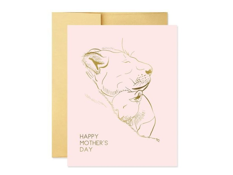 Good JuJu Ink Lioness Mother's Day