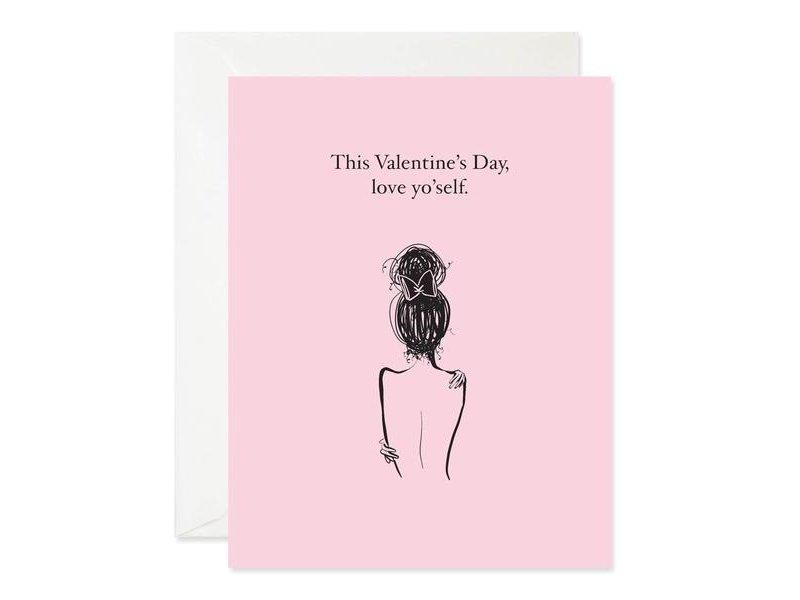 Good JuJu Ink Love Yo'Self Valentines Day