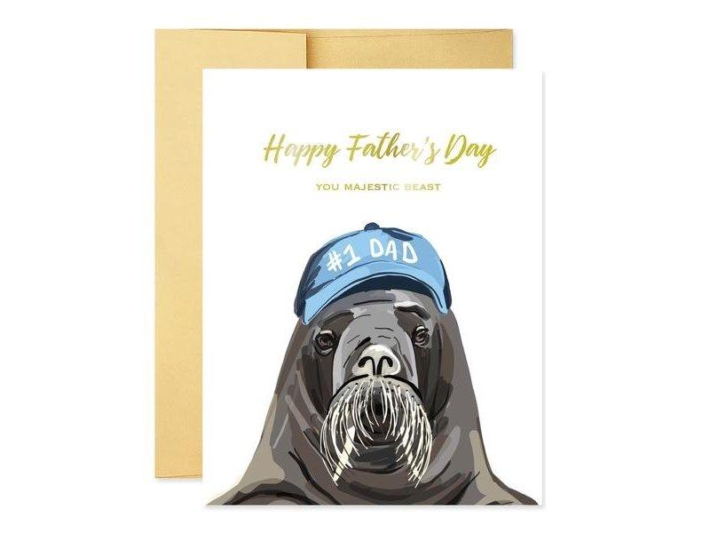 Good JuJu Ink Majestic Beast Fathers Day