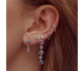 Del Sol Earrings Gold