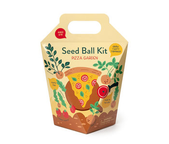 Pizza Garden Seed Ball Kit