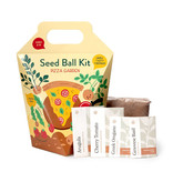 Modern Sprout Pizza Garden Seed Ball Kit