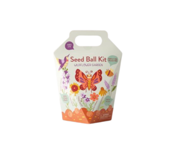 Wildflower Garden Seed Ball Kit