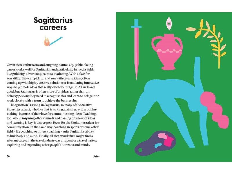 Chronicle Books Seeing Stars Sagittarius