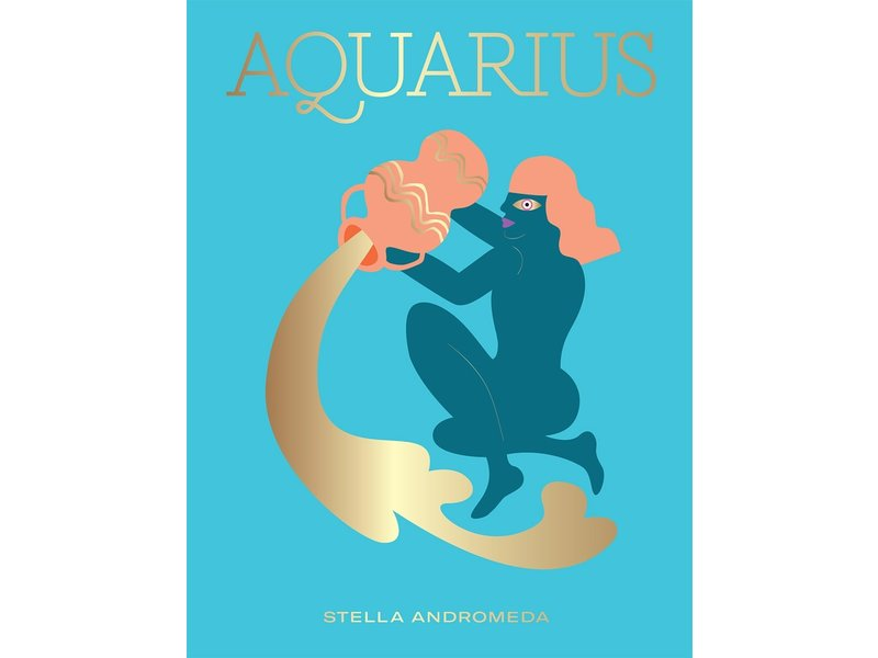 Chronicle Books Seeing Stars Aquarius