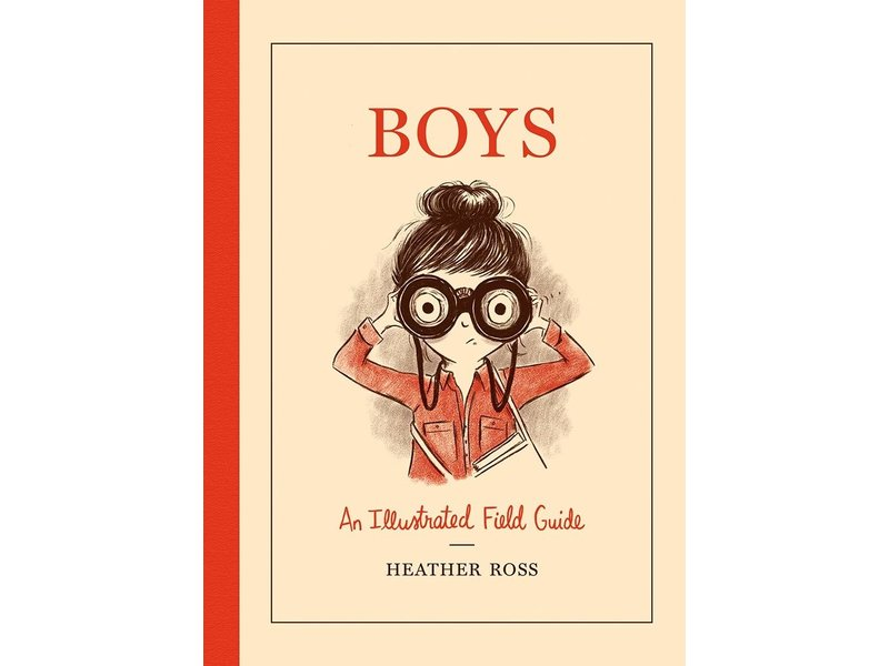 Abrams Boys: A Field Guide