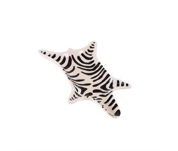 Zebra Catch-All Tray
