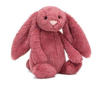 Bashful Dusty Pink Bunny
