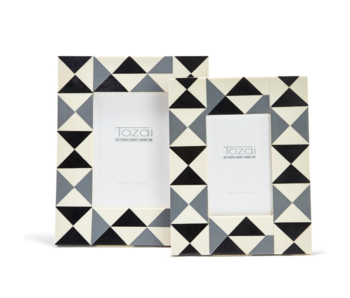 Triangles Mosaic Frames