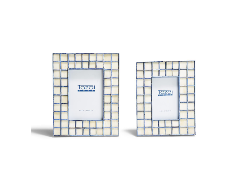 Two's Company Tiled Frame