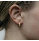 Jonesy Wood Marcy Hoop Earring