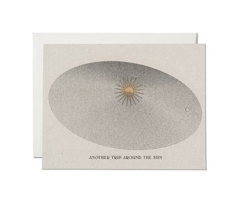 Around The Sun Card