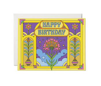 Happy Colors Card