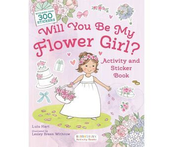 Will You Be My Flower Girl Activity Book