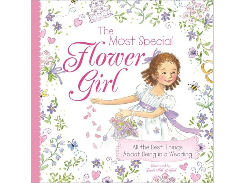 Sourcebooks, Inc. The Most Special Flower Girl