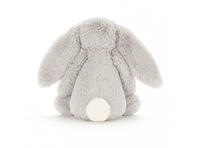 JellyCat Inc Grey Bashful Bunny