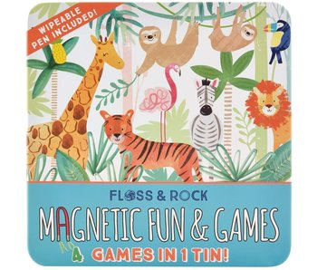 Jungle Magnetic Fun and Games
