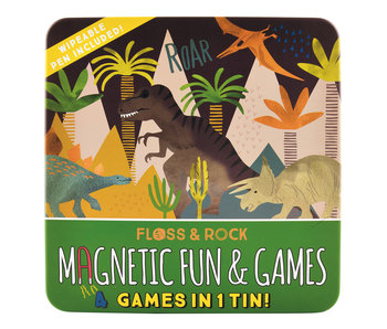 Dino Magnetic Fun and Games