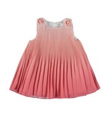 Mayoral Cora Pleated Dress