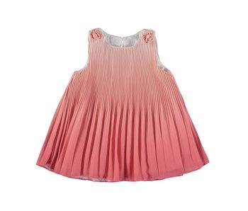 Cora Pleated Dress