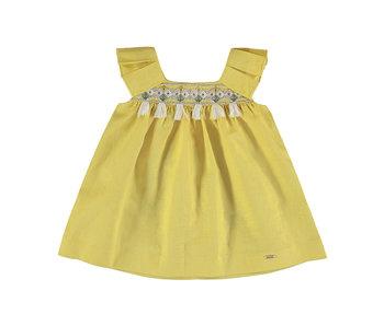 Elanor Linen Dress