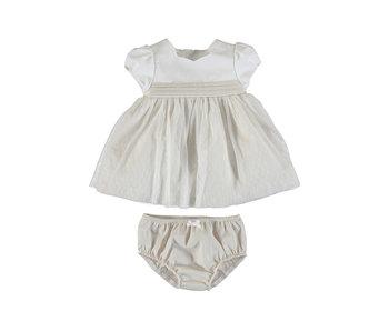 Lila Ivory Dress