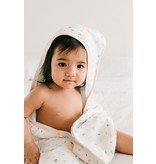 Loulou Lollipop Bunny Meadow Hooded Towel Set