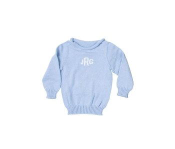 Personalized Monogram Sweater