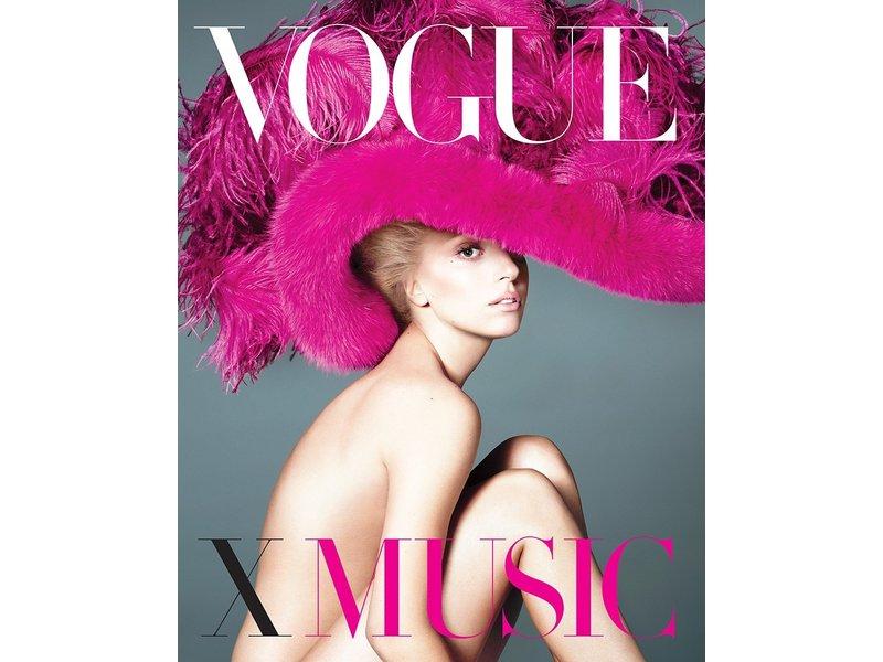 Abrams Vogue x Music