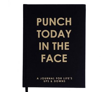 Punch in the Face Selfcare Journal