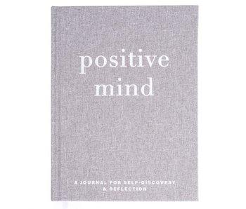 Positive Mind Selfcare Journal