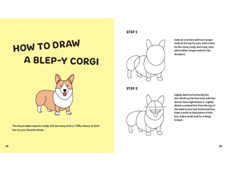 Abrams The Little Book Of Big Corgi Butts