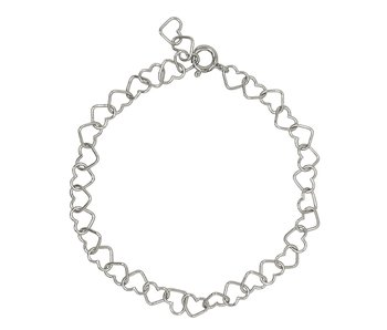 Soulful 2.0 Sterling Silver Anklet