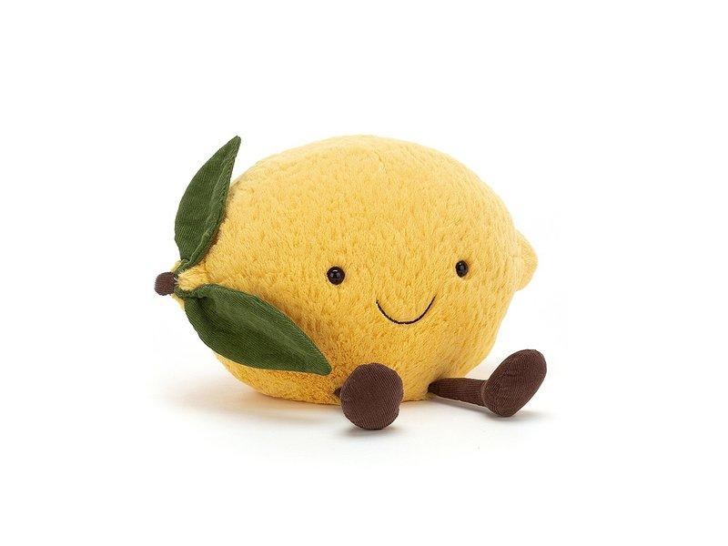 JellyCat Inc Amuseables Lemon