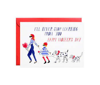 French Mommy Mother's Day