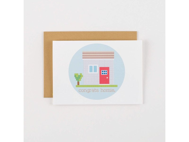 I Loot Paperie New Home Cross Stitch