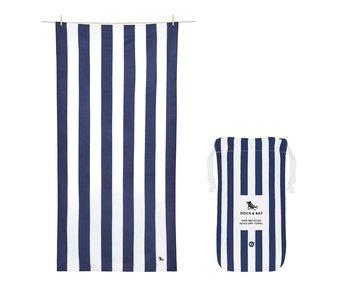 Cabana Beach Towel Whitsunday Blue