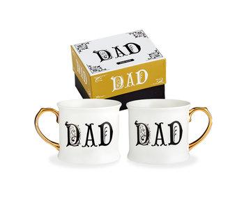 Dad Lithographie Mug