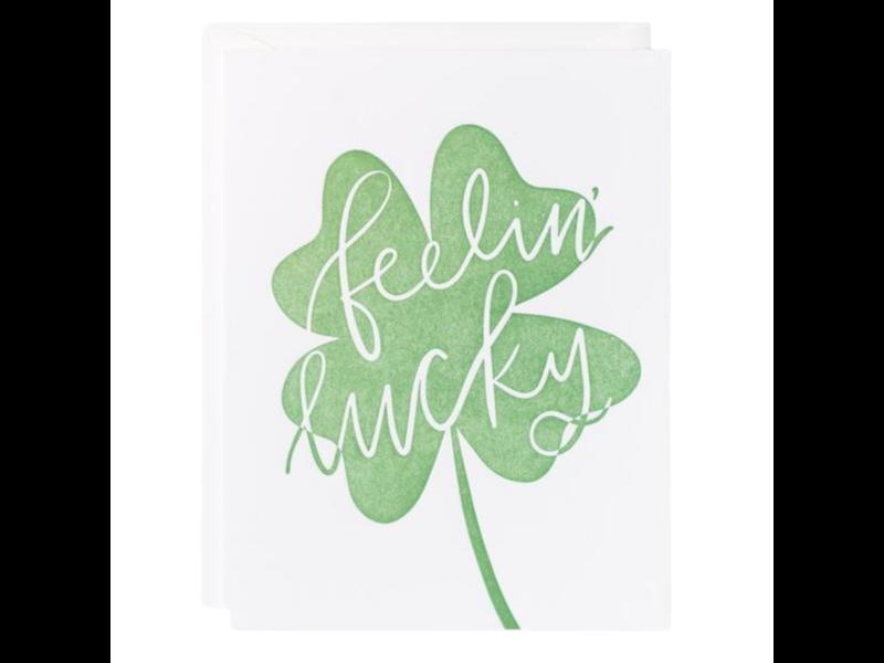 Kindly Cards Feelin' Lucky